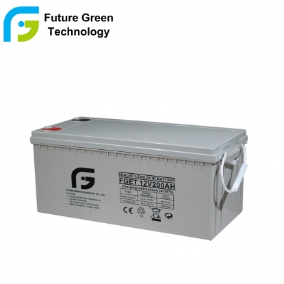 12V200ah Deep Cycle Storage Battery