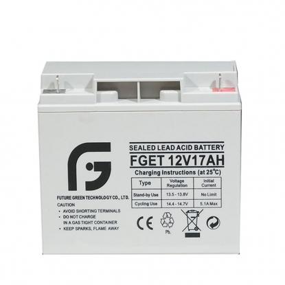 12V17AH Lead Acid Battery