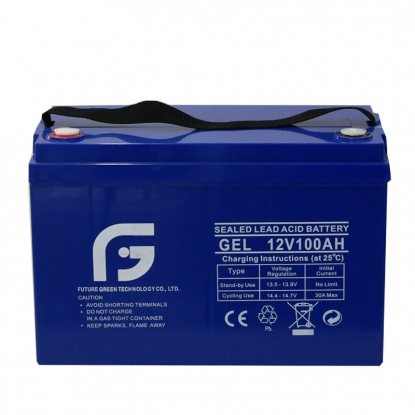 12V100ah Long Life battery