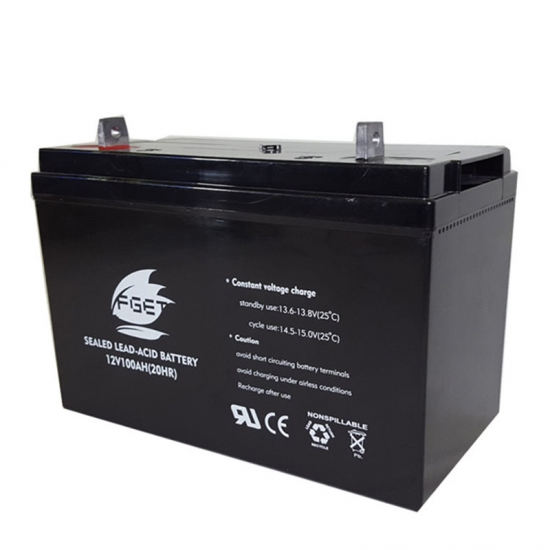 12V100AH Lead Acid GEL Battery