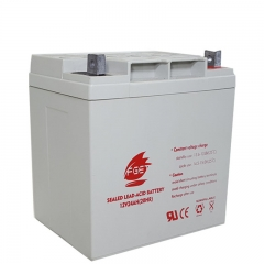 12V24AH Solar Power Battery