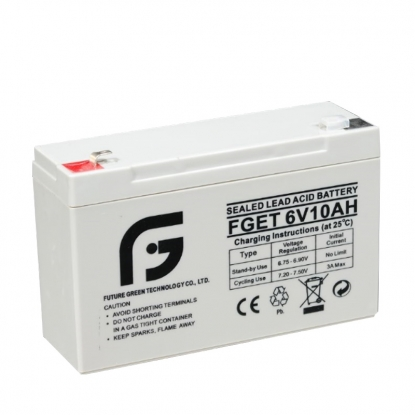 6V10AH Regulated Lead Acid Battery
