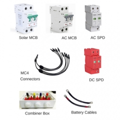 Solar Power System Accessories