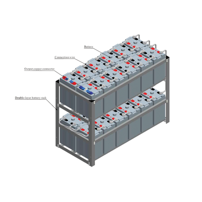 2V SERIES BATTERY RACKS