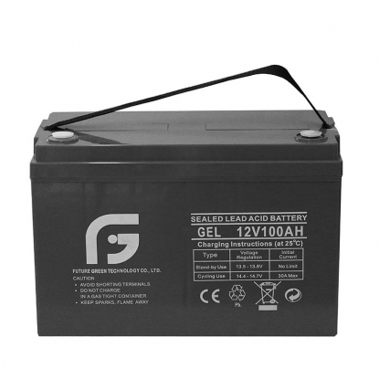 12V100AH GEL Battery