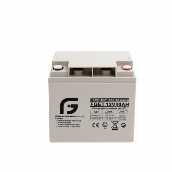 12V 40AH AGM Battery