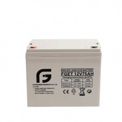 12v 75ah lead acid battery