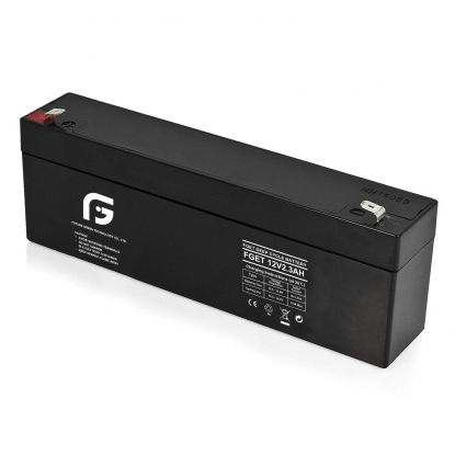 12V 2.2ah Rechargeable Battery