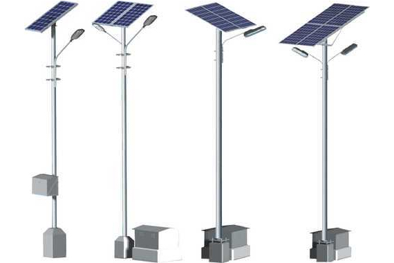 How is Solar Street Lighting Systems Consist?